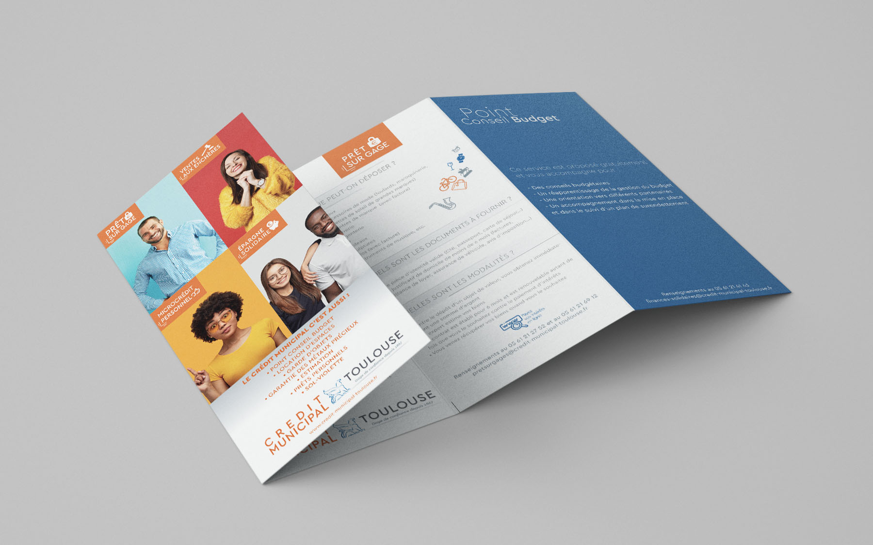 leaflet credit municipal de toulouse