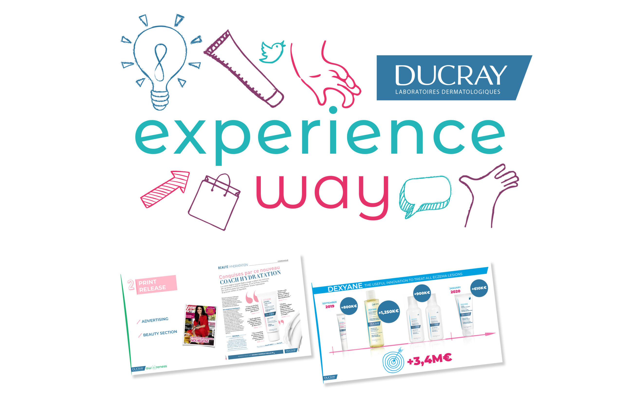 experience way ducray