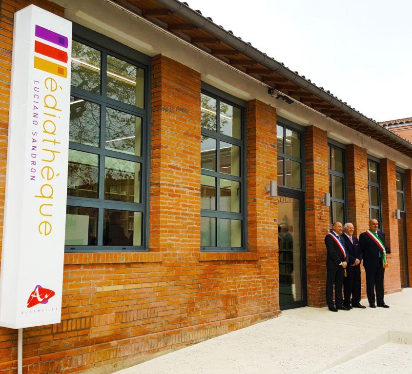 Bibliothèque Municipale d'Aucamville