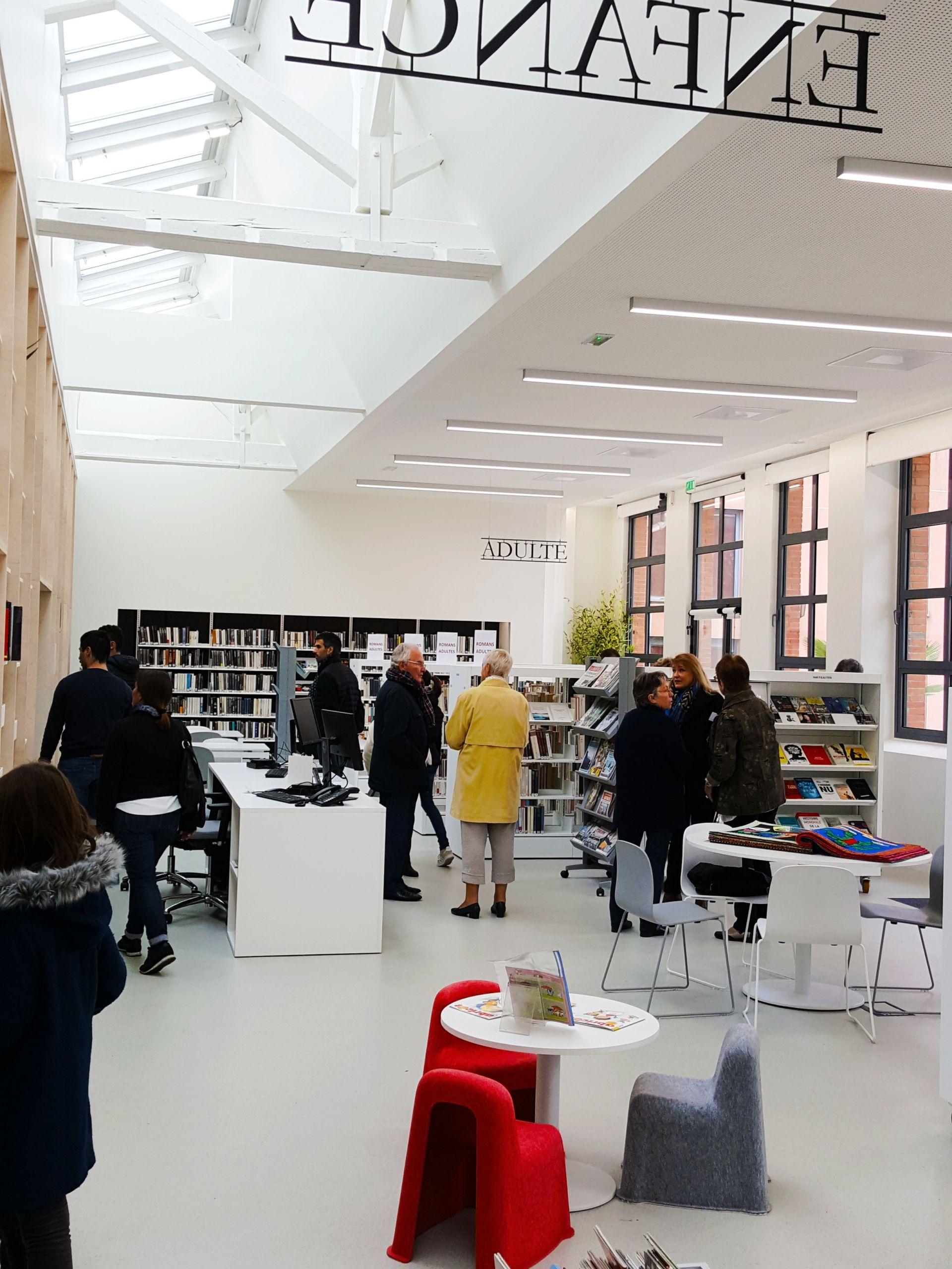 bibliotheque aucamville
