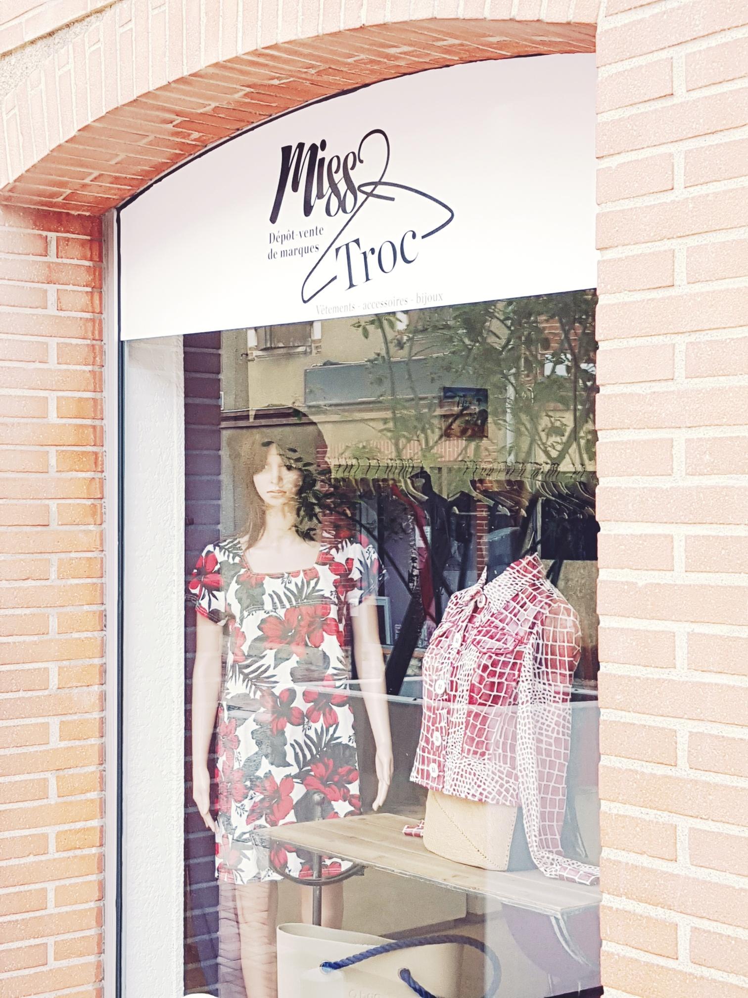 logo boutique depot vente