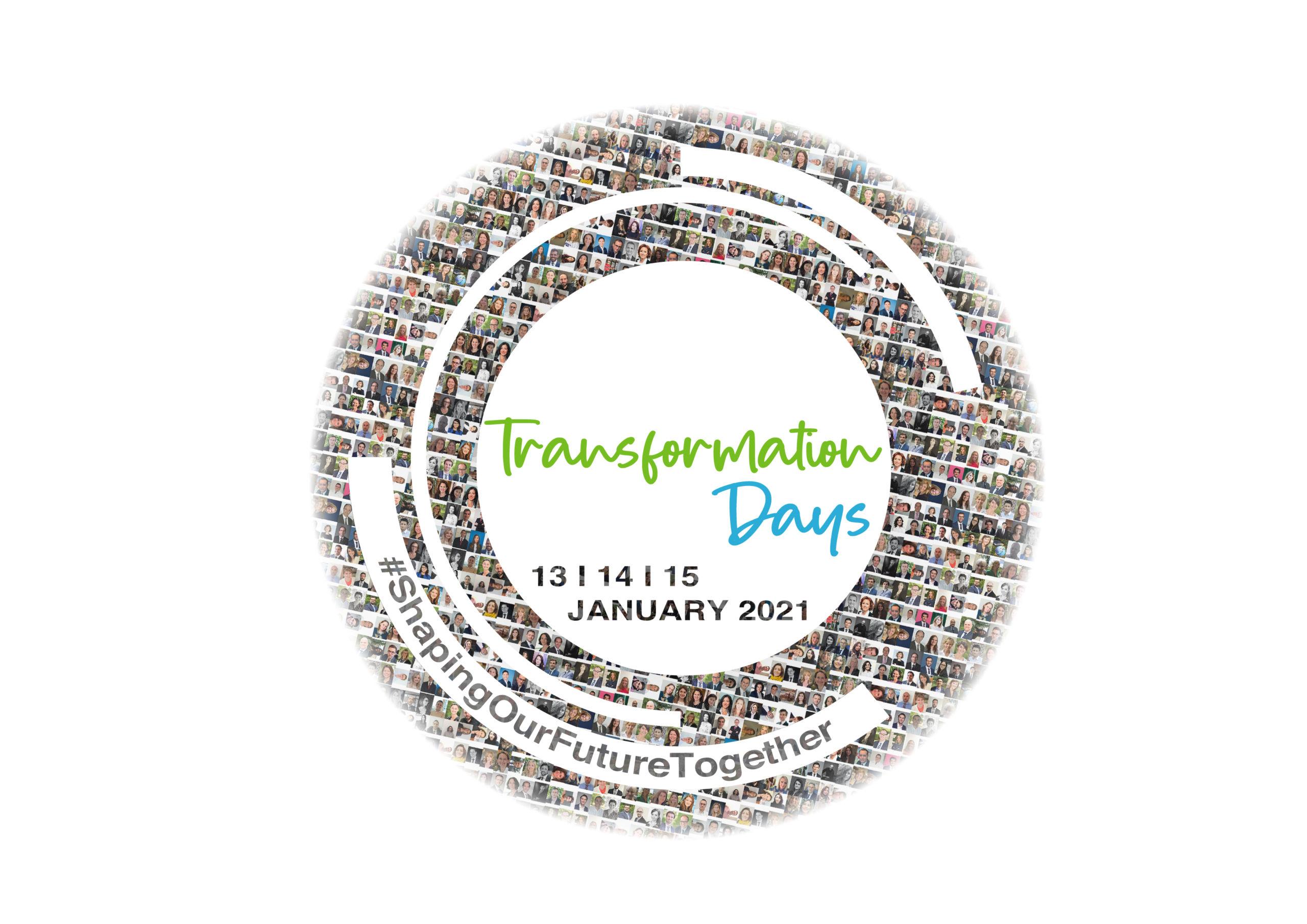 logo  transformation days